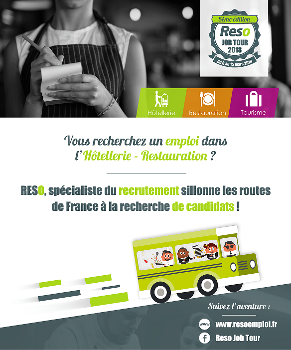 Affiche Reso Job Tour 2018