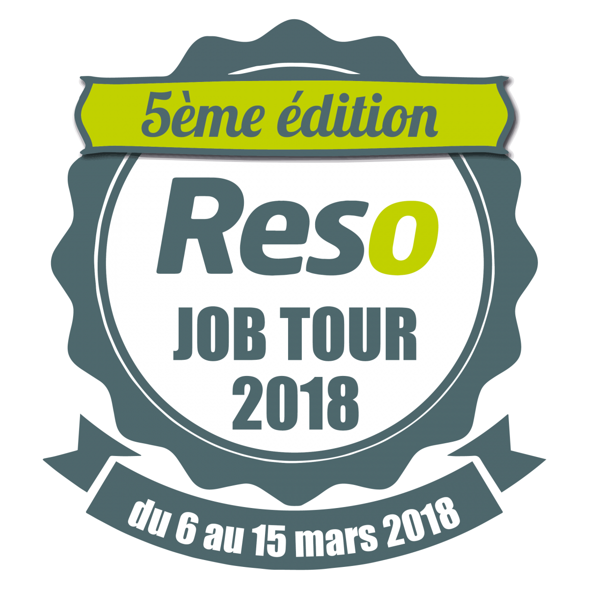 Logo Reso Job Tour 2018